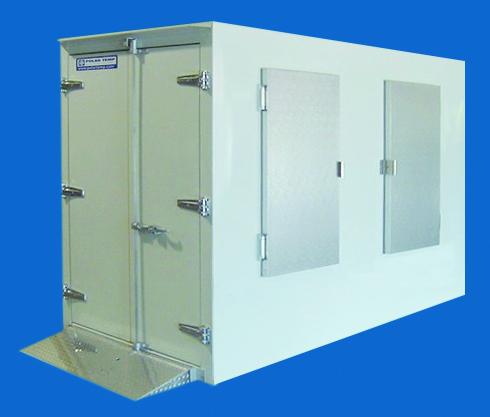 5x10 TRANSPORT with ramp side door-
