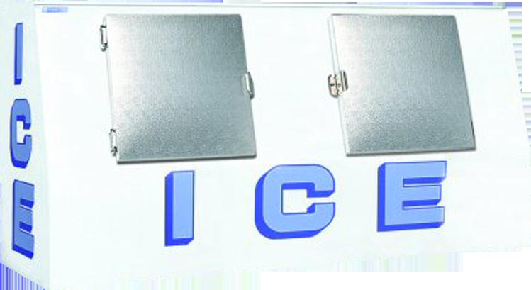 Outdoor Ice Merchandisers Polartemp